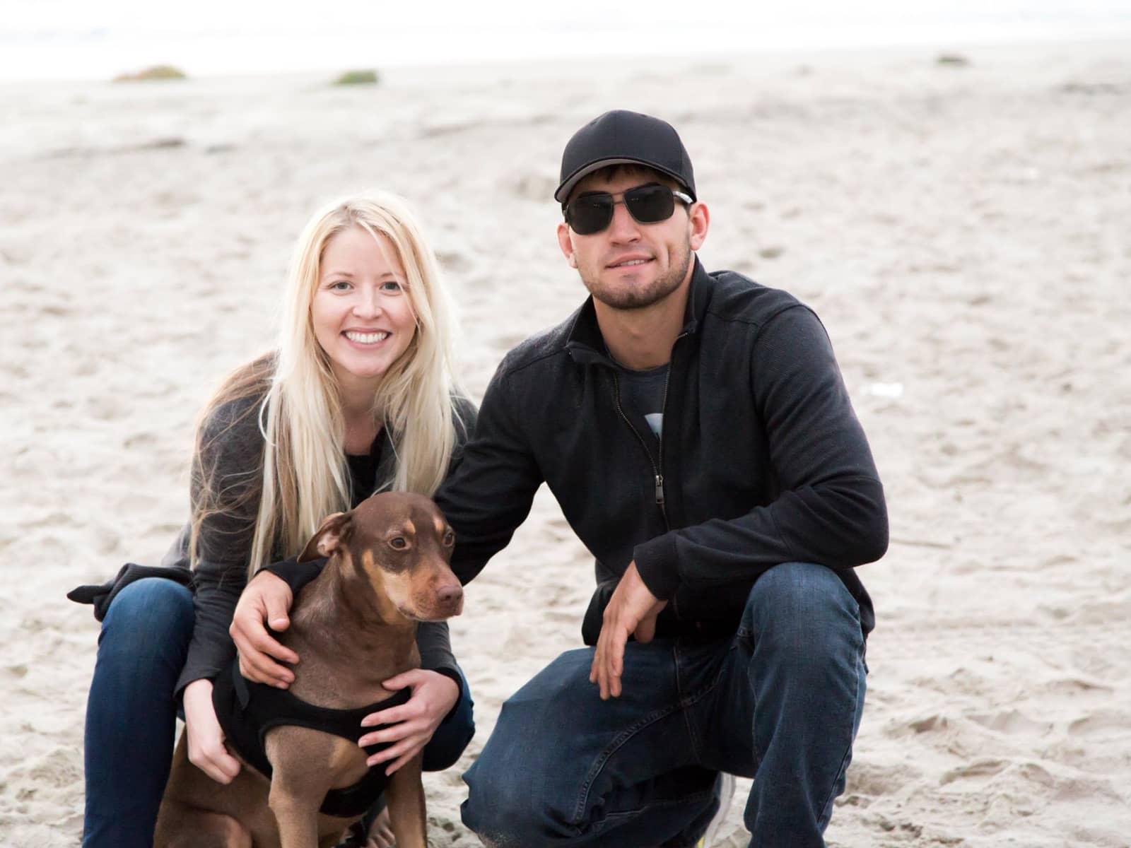 Bridget & Dustin from Sacramento, California, United States