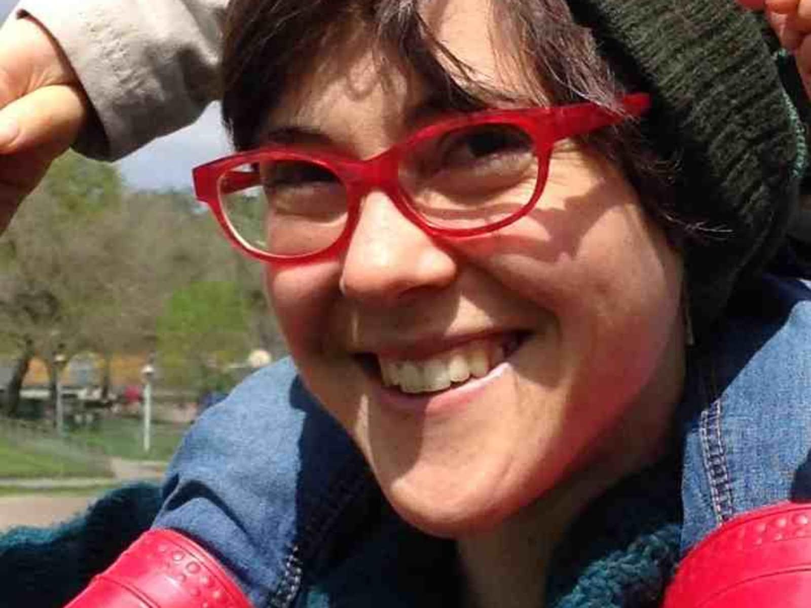 Christine from Montréal, Quebec, Canada