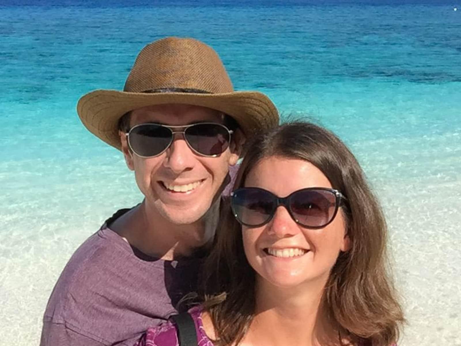 Erin & Simon from Burnley, United Kingdom