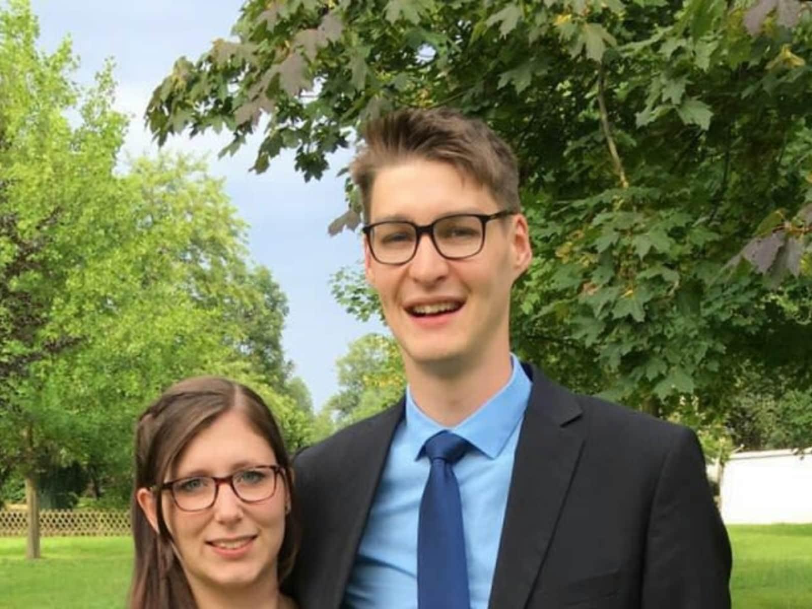 Hans-ulrich & Katharina from Hildesheim, Germany