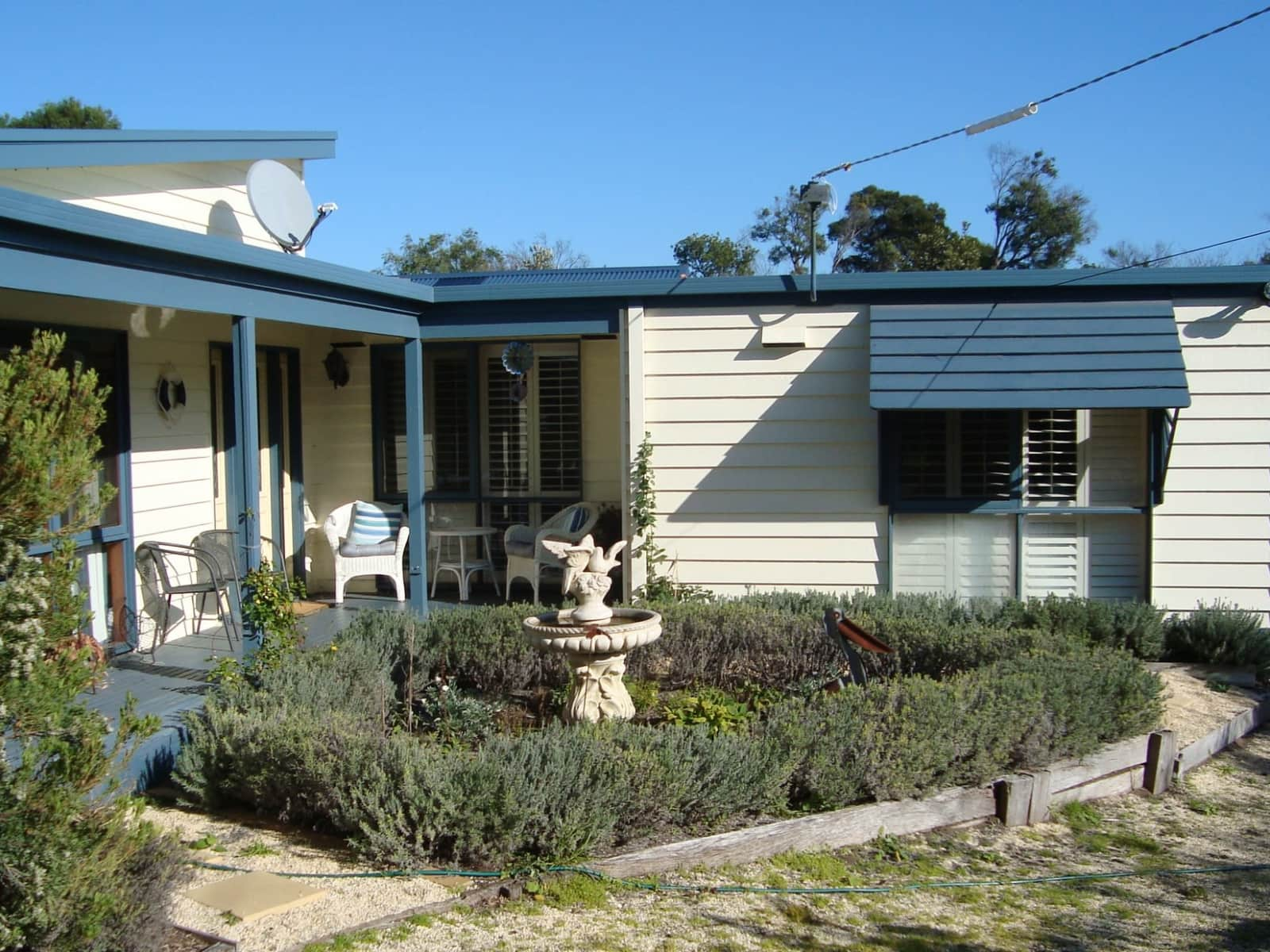 Housesitting assignment in Tootgarook, Victoria, Australia