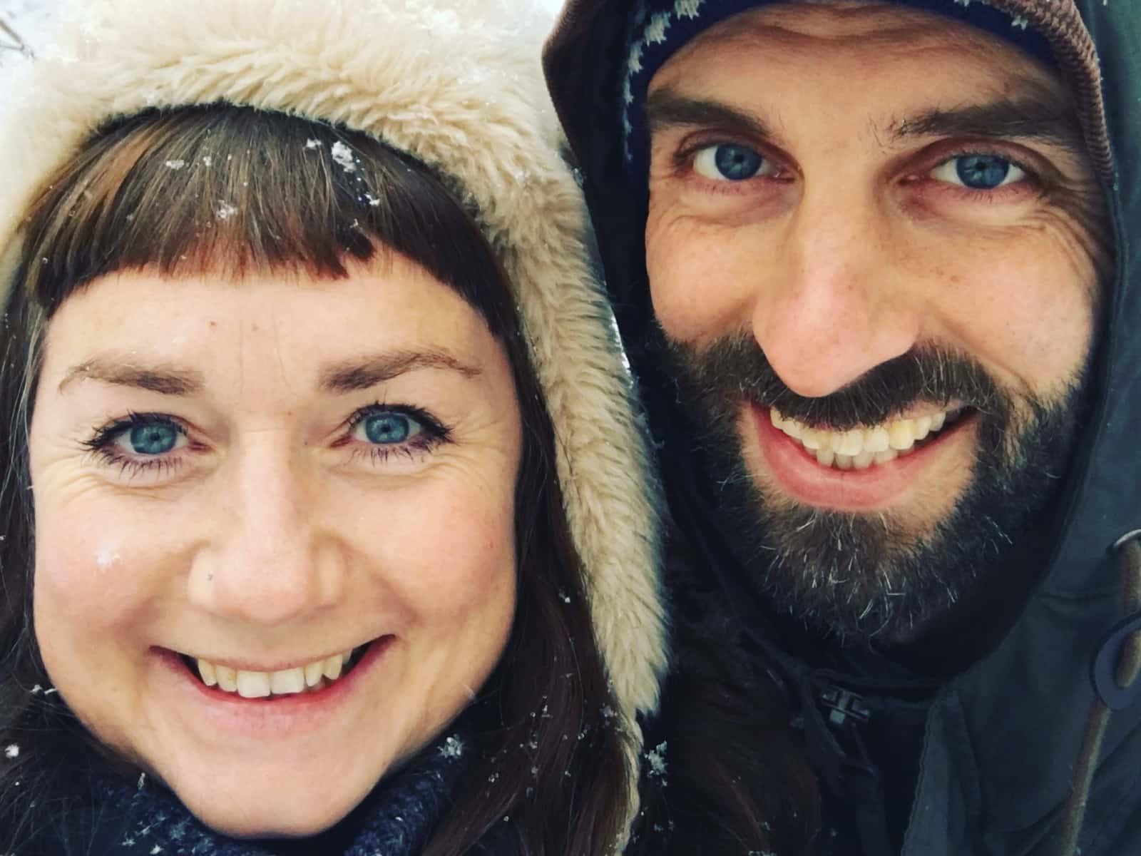 Kat & Michael from Melbourne, Victoria, Australia