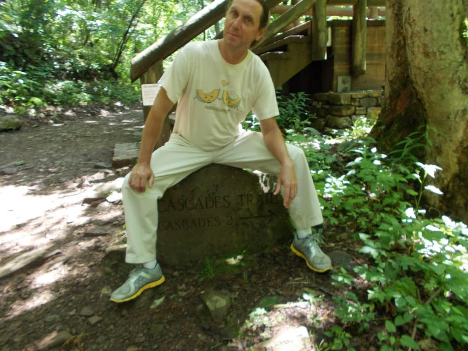 Stephen from Radford, Virginia, United States