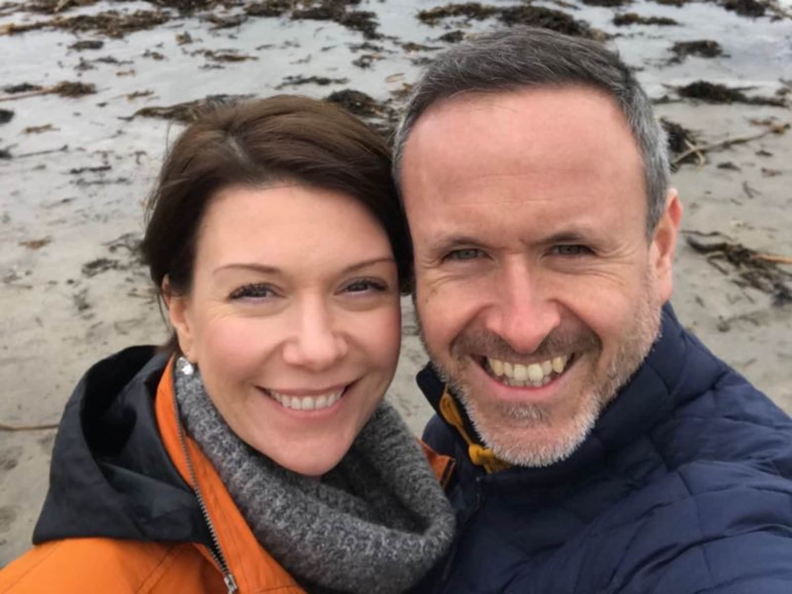 Simon & Rebecca from Leeds, United Kingdom