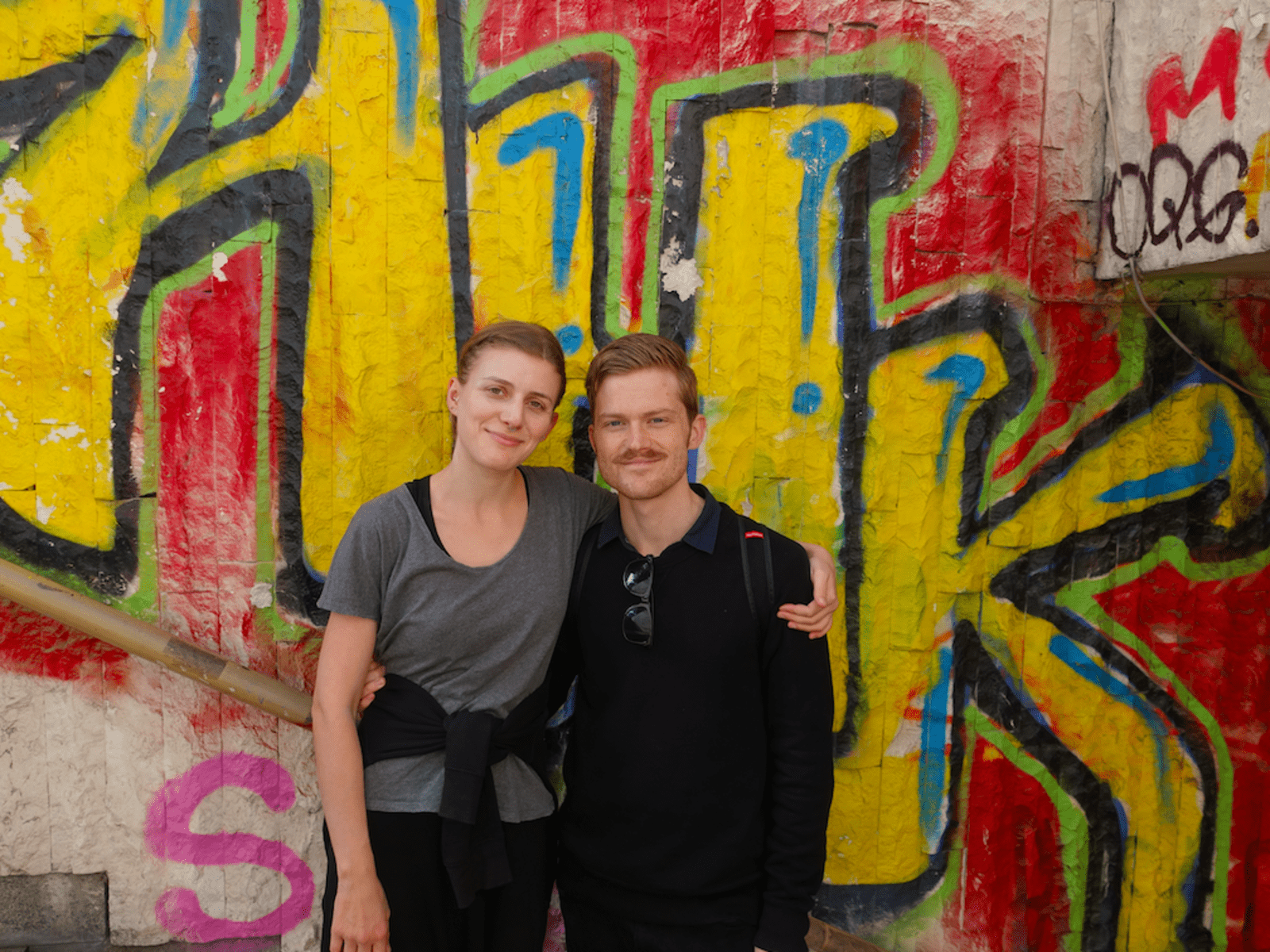 Helon & Nina from Berlin, Germany