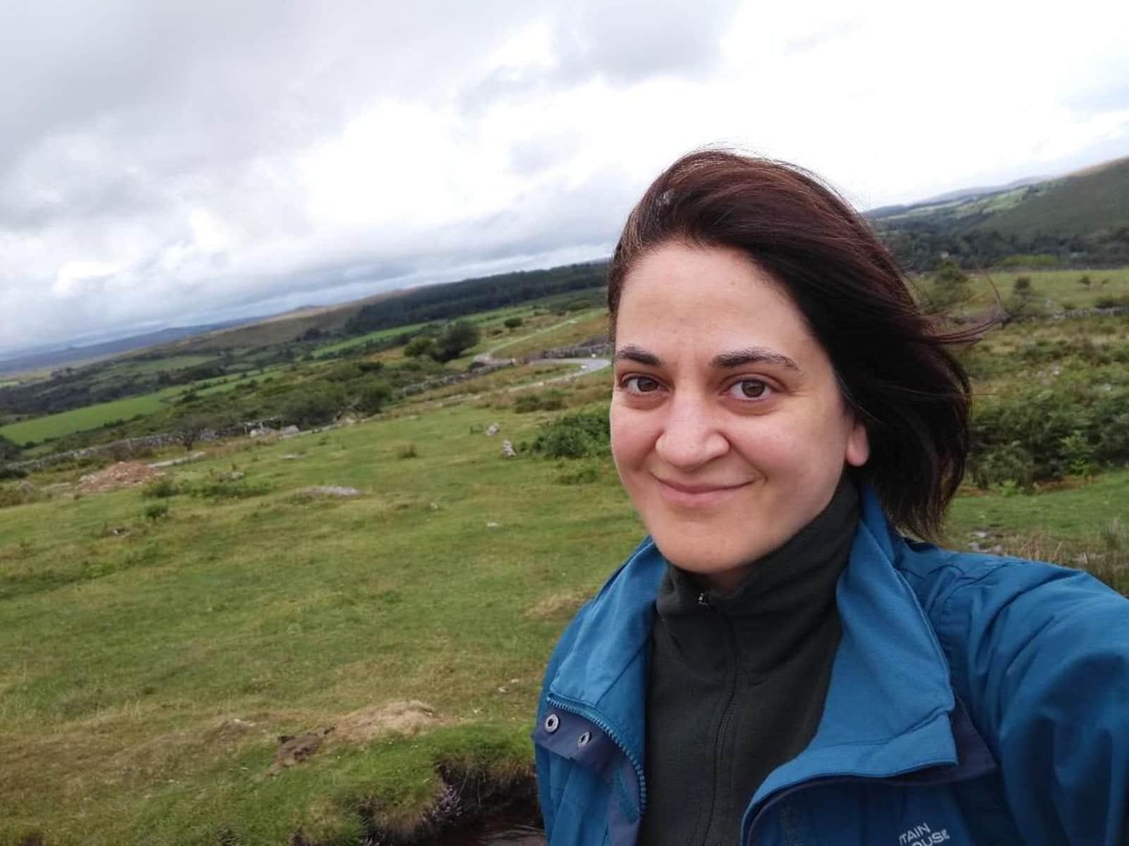 Elena from London, United Kingdom