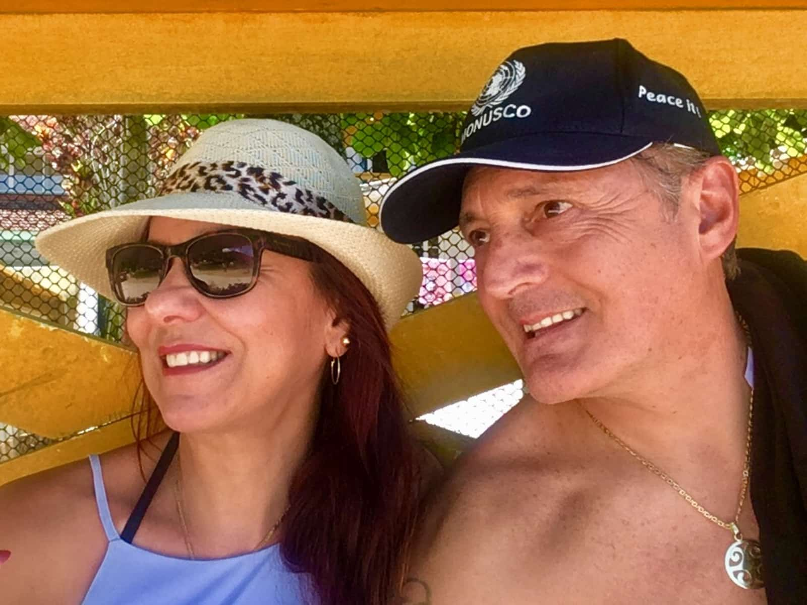 Marietha & Homero from Cape Town, South Africa