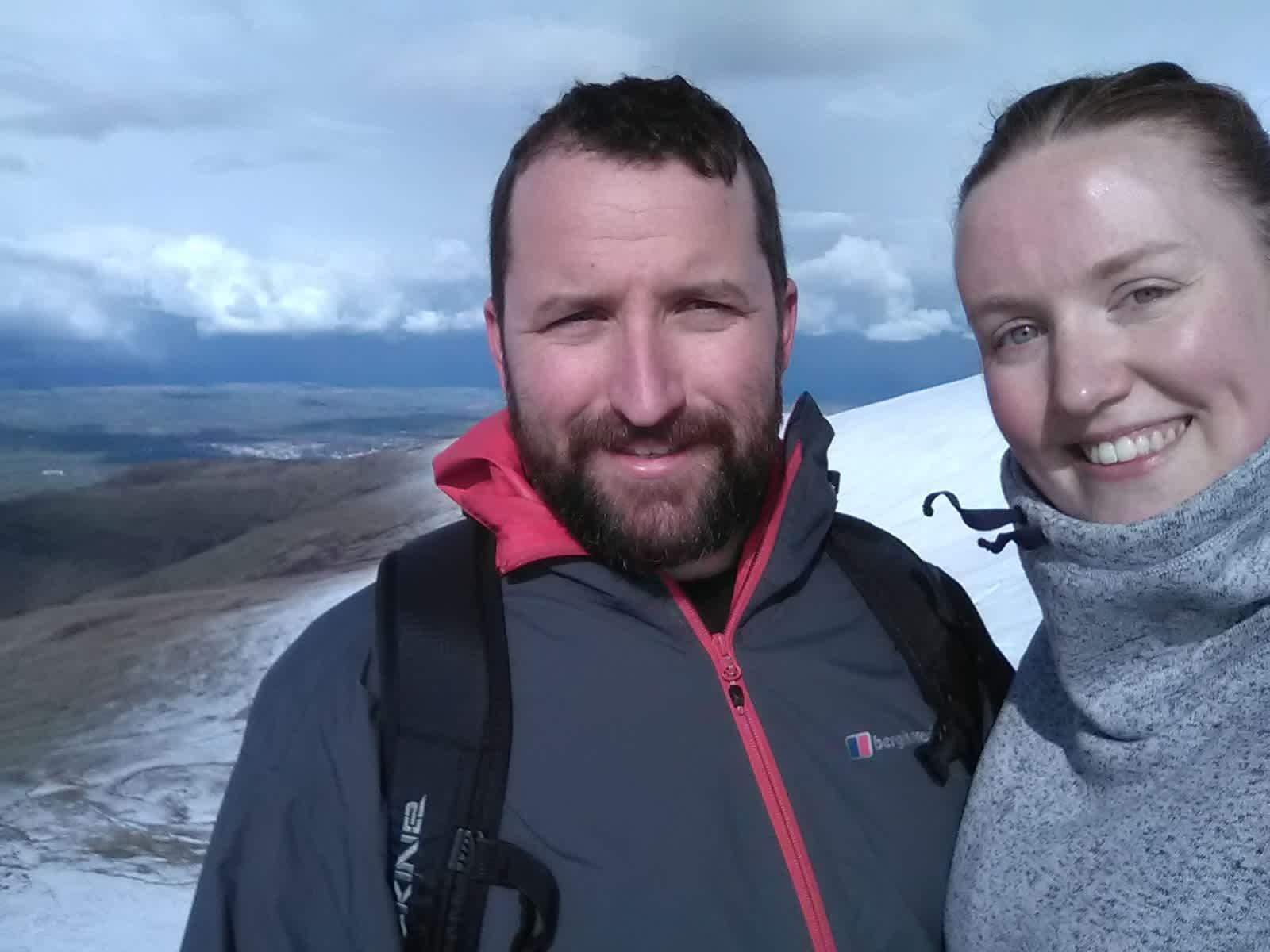 Emma & Mike from Cheltenham, United Kingdom