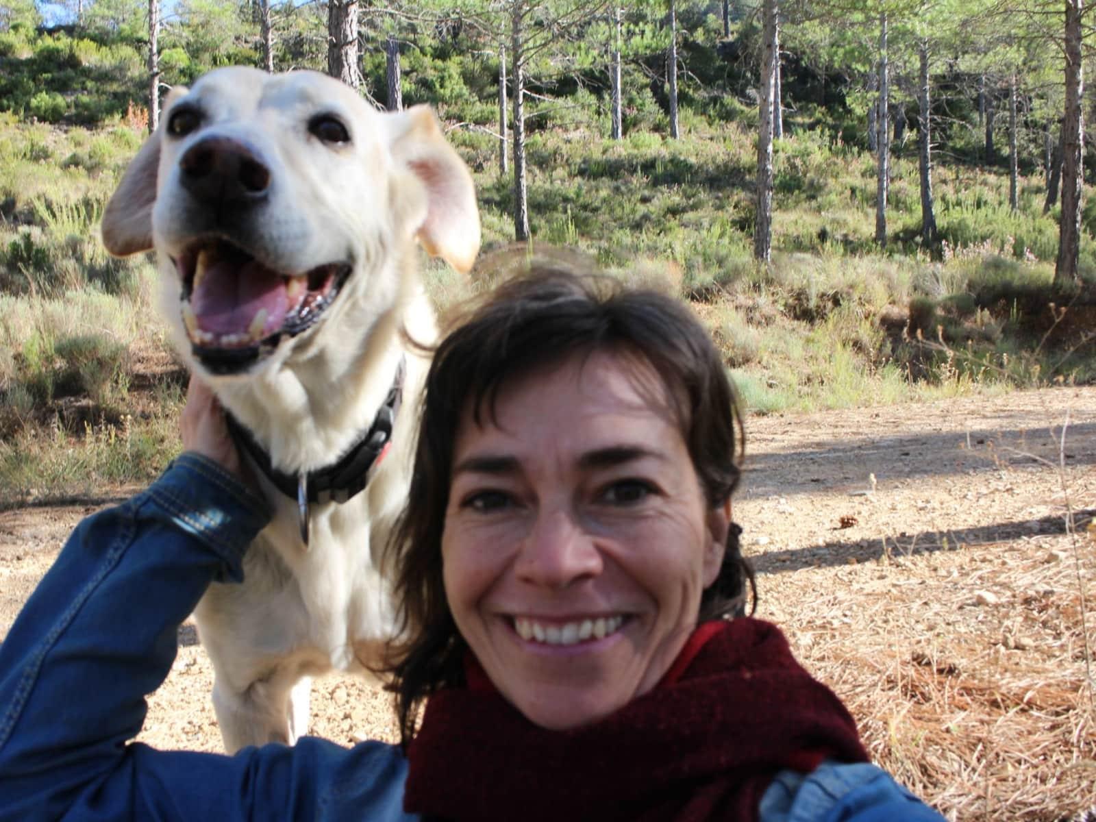 Charlotte from Gandesa, Spain