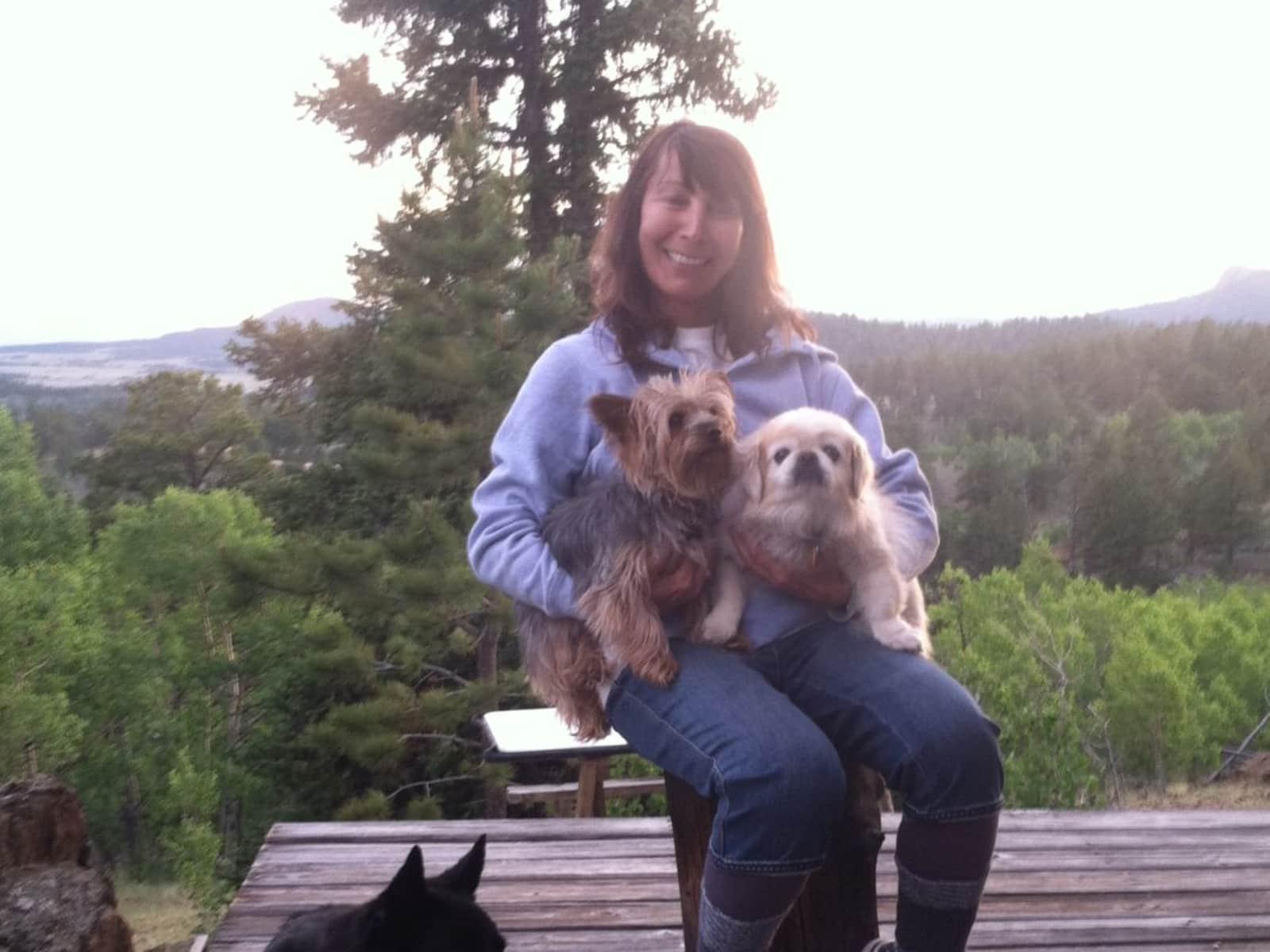 Esther & Danny from Denver, Colorado, United States