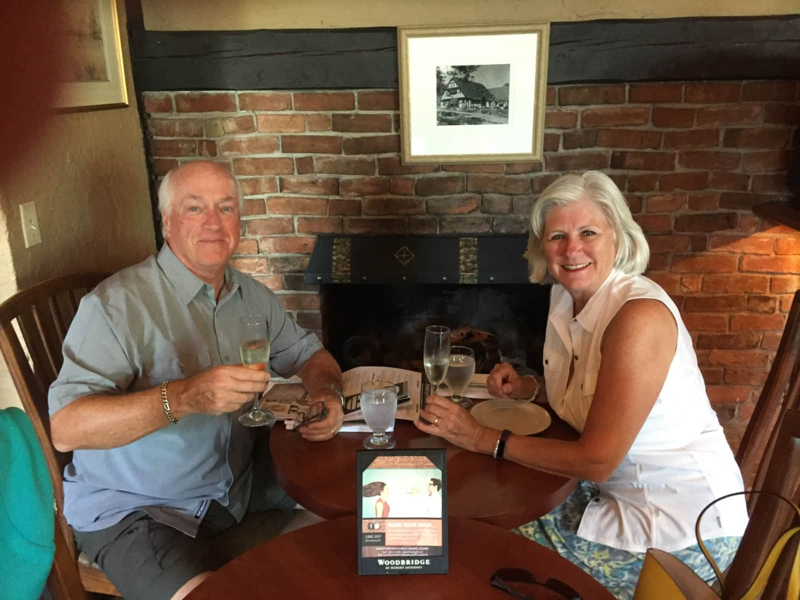 Merrilee & Bruce from Victoria, British Columbia, Canada