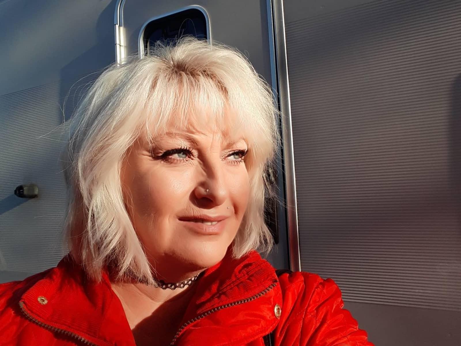 Karen from Doncaster, United Kingdom