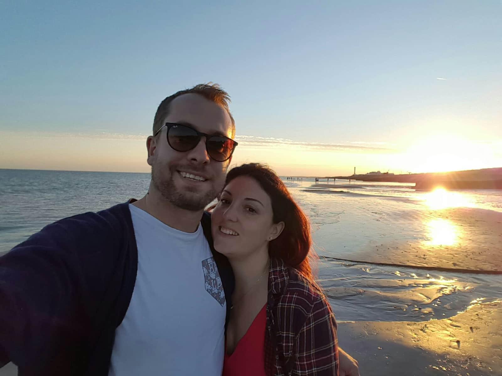 Amanda & Alexander from Hove, United Kingdom
