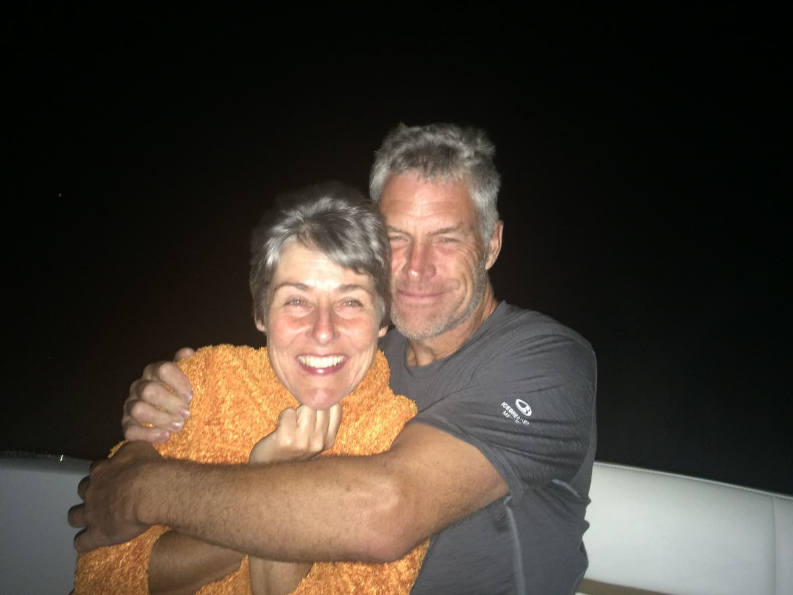 David & Alison from Creston, British Columbia, Canada