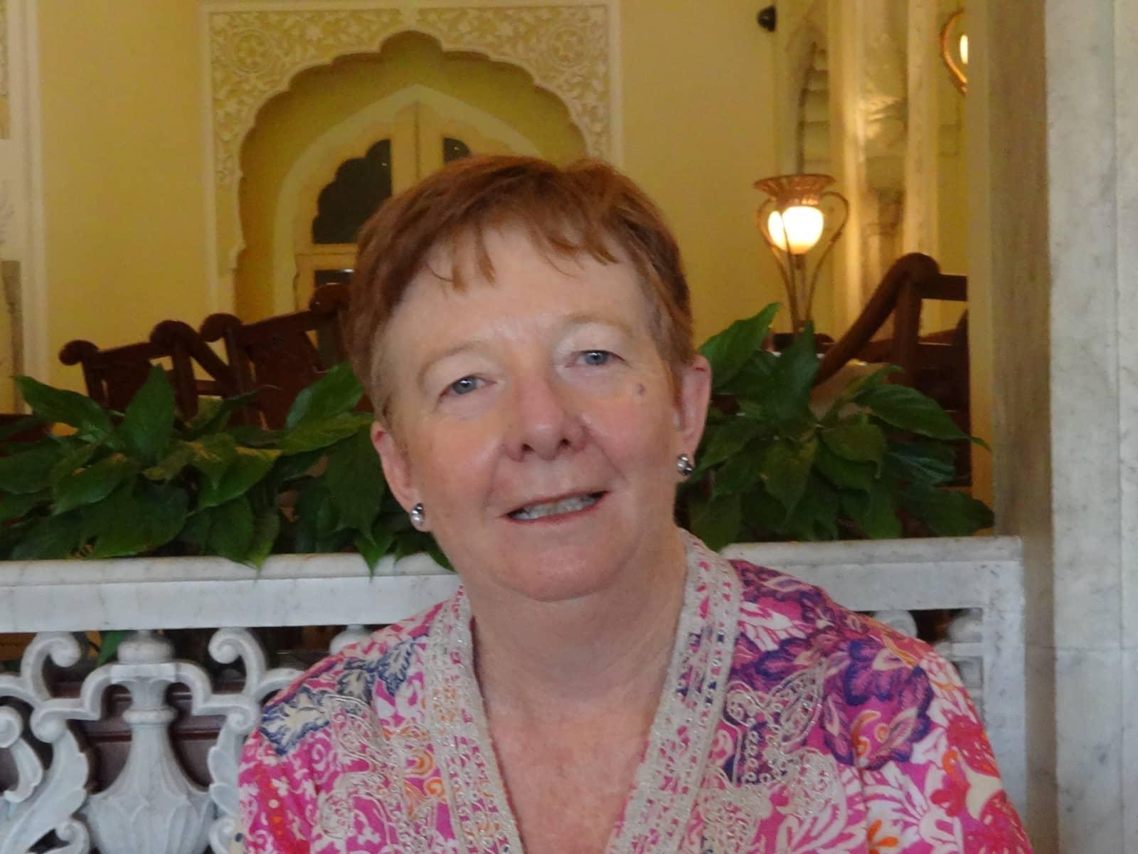 Catherine from Brisbane, Queensland, Australia