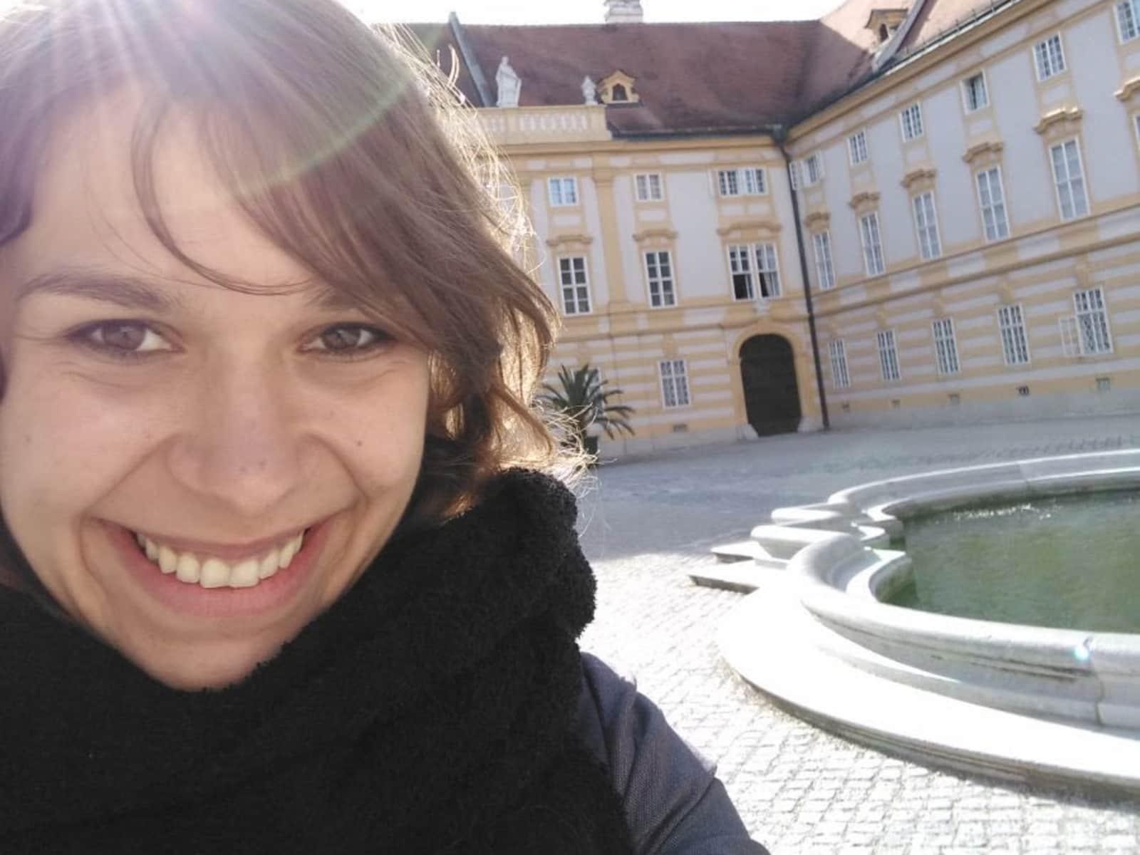 Marlene from Vienna, Austria