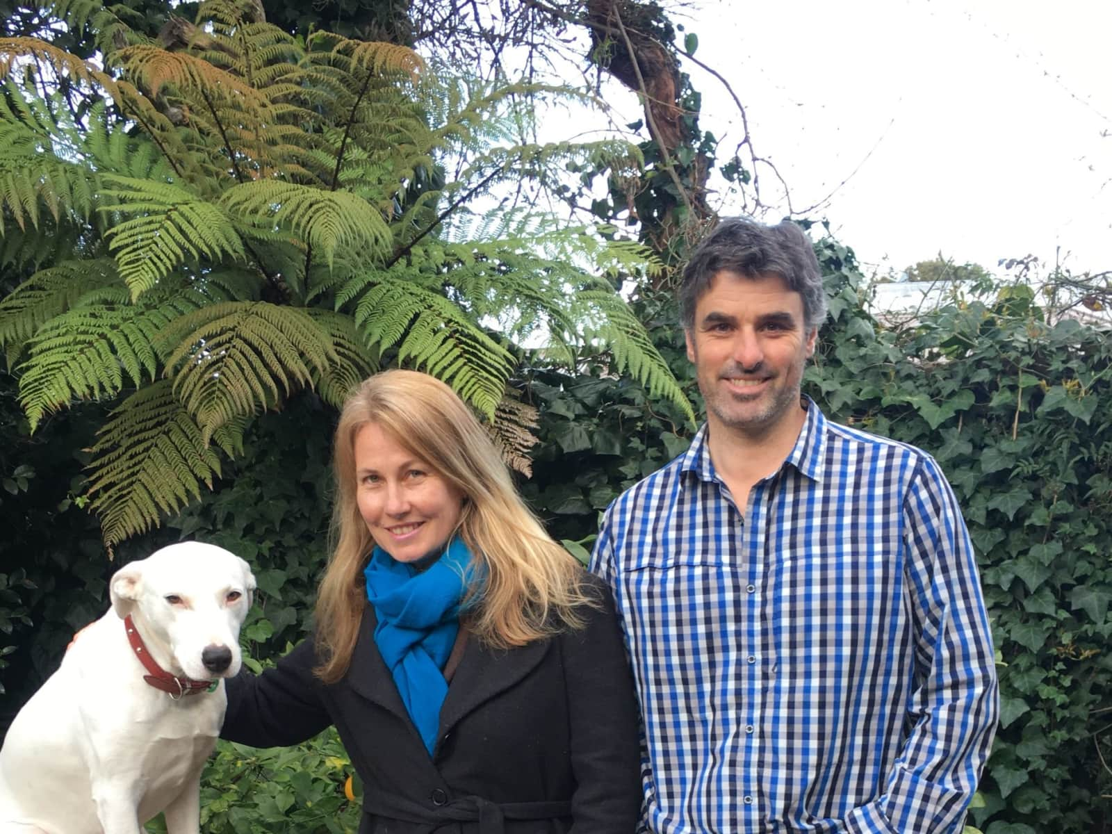 Richard & Jo from Christchurch, New Zealand