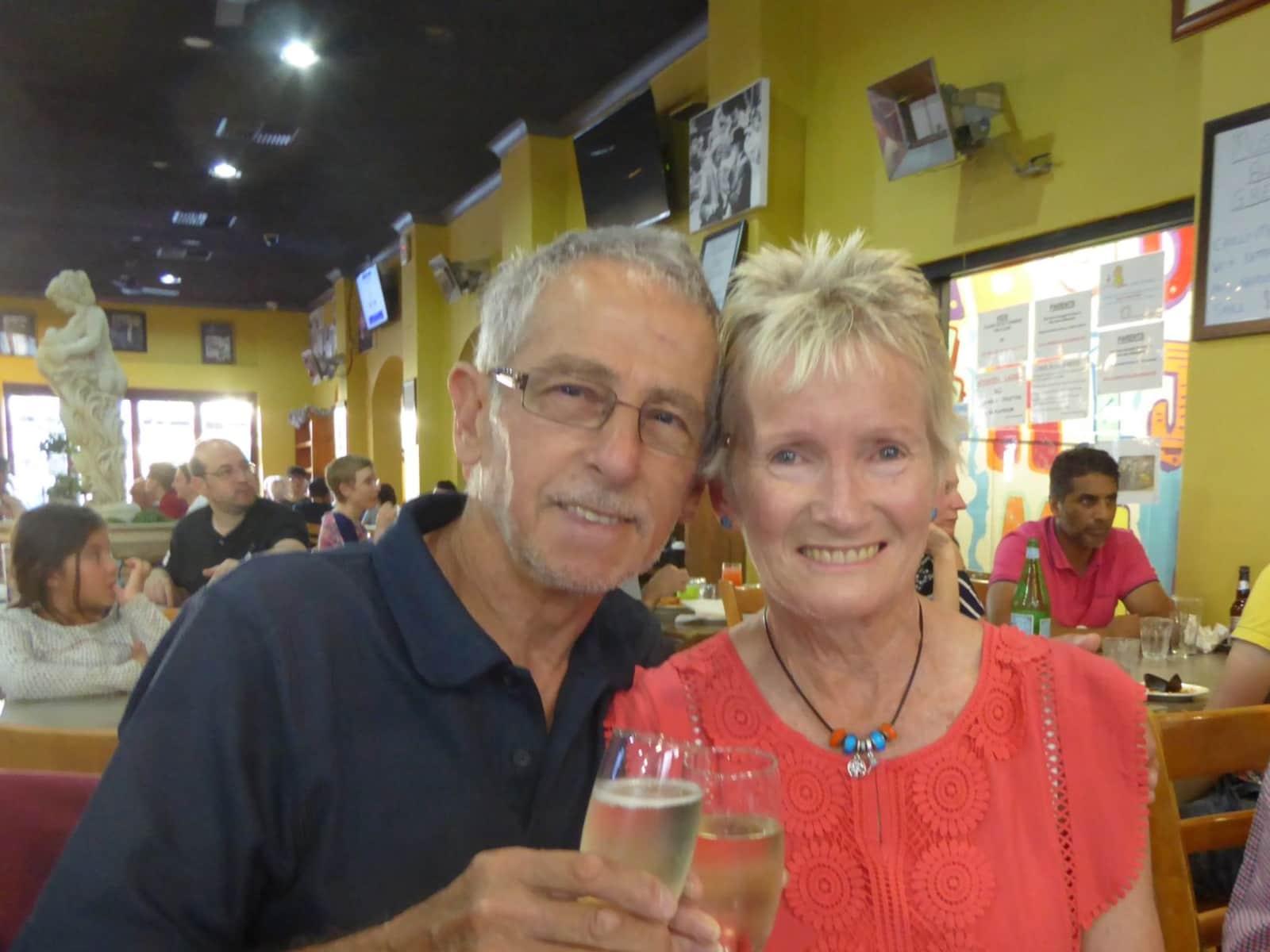 Sharon & Cyril from Australind, Western Australia, Australia