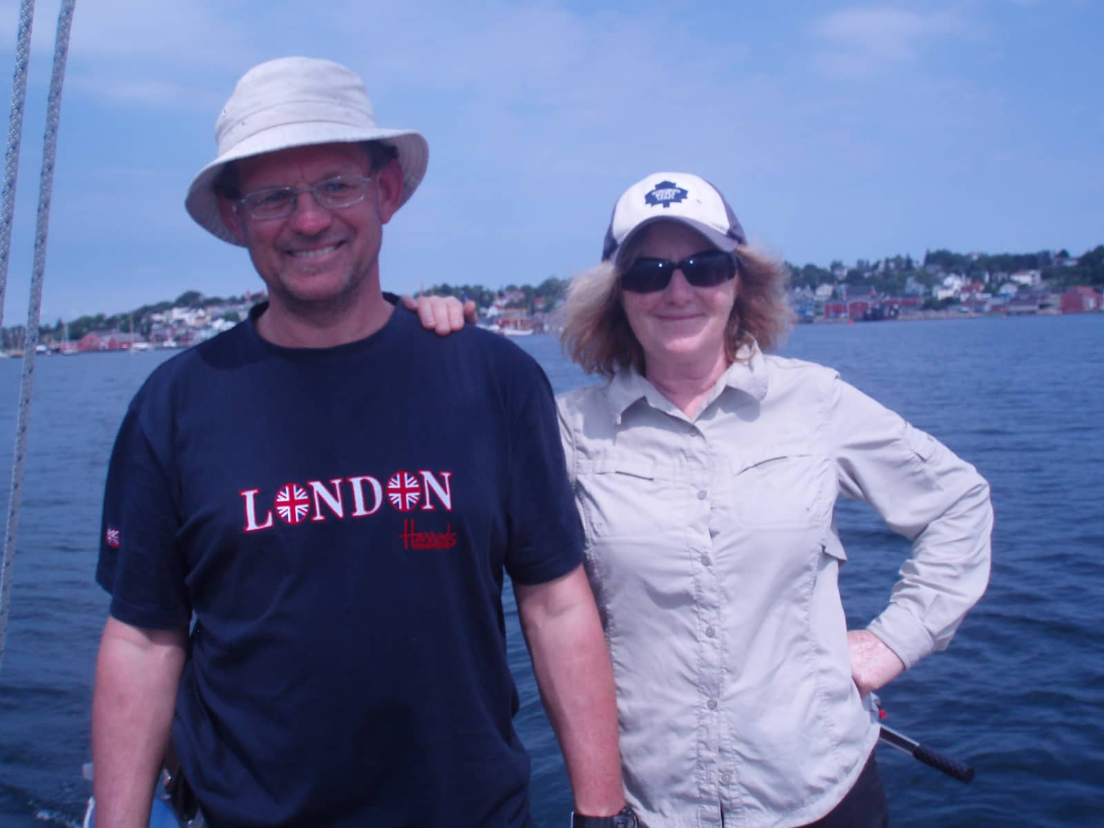 Anne & Ian from Carterton, New Zealand