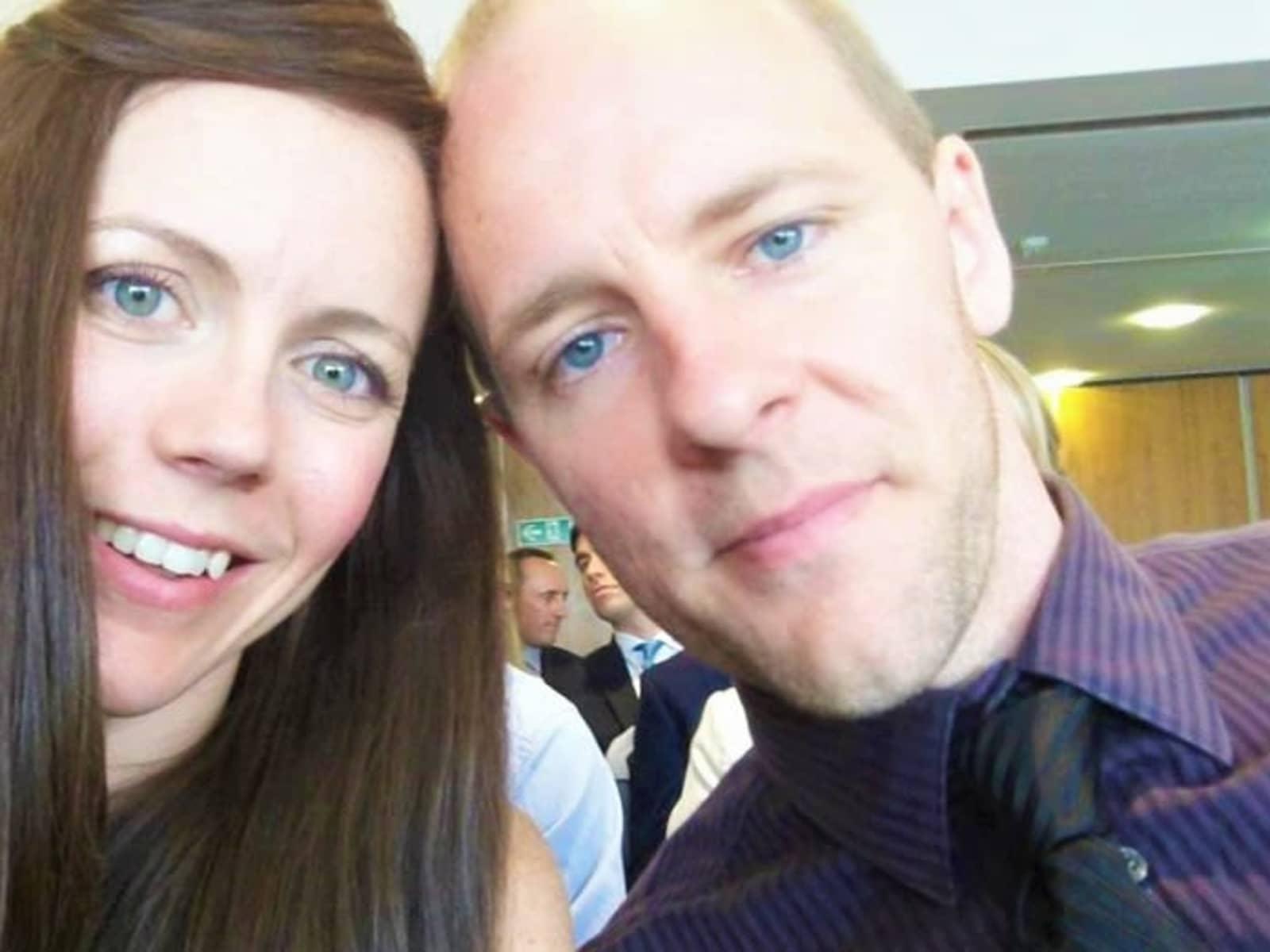 Joel & Elizabeth from Guelph, Ontario, Canada