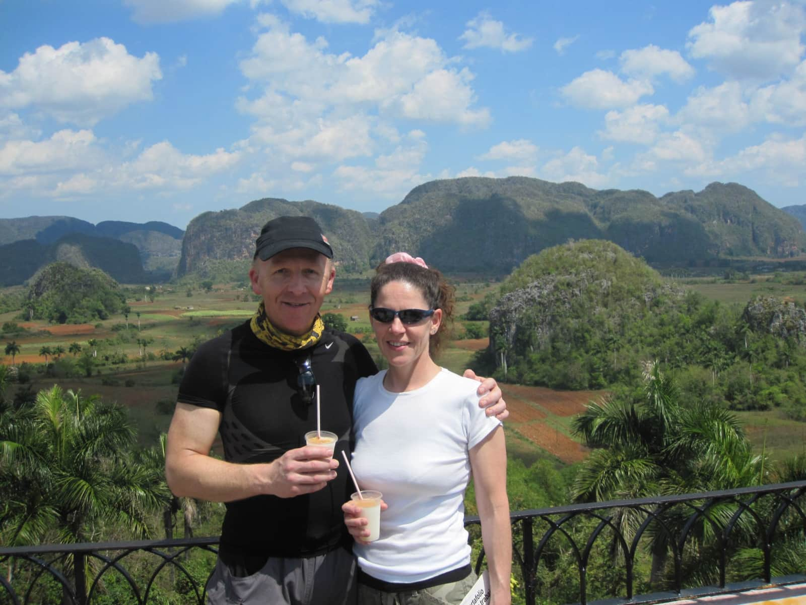 Brian & Maria from Shaftesbury, United Kingdom