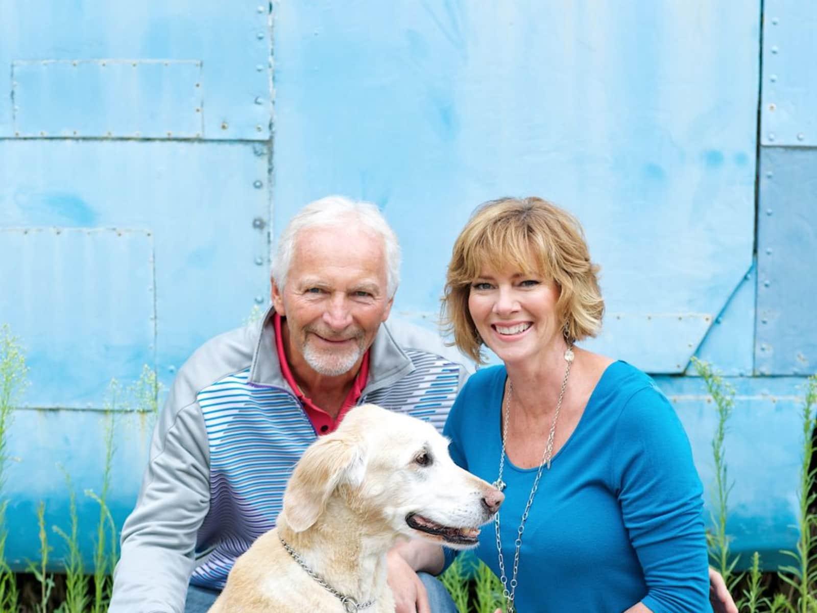 Ann & James from Kelowna, British Columbia, Canada