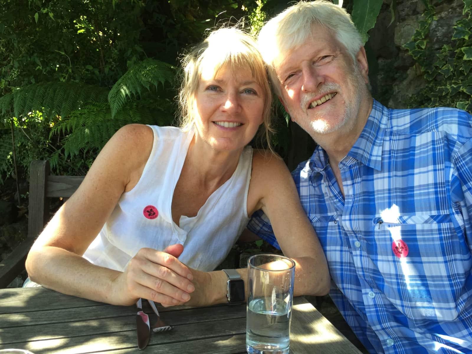 David and mollie & Mollie from Billingshurst, United Kingdom