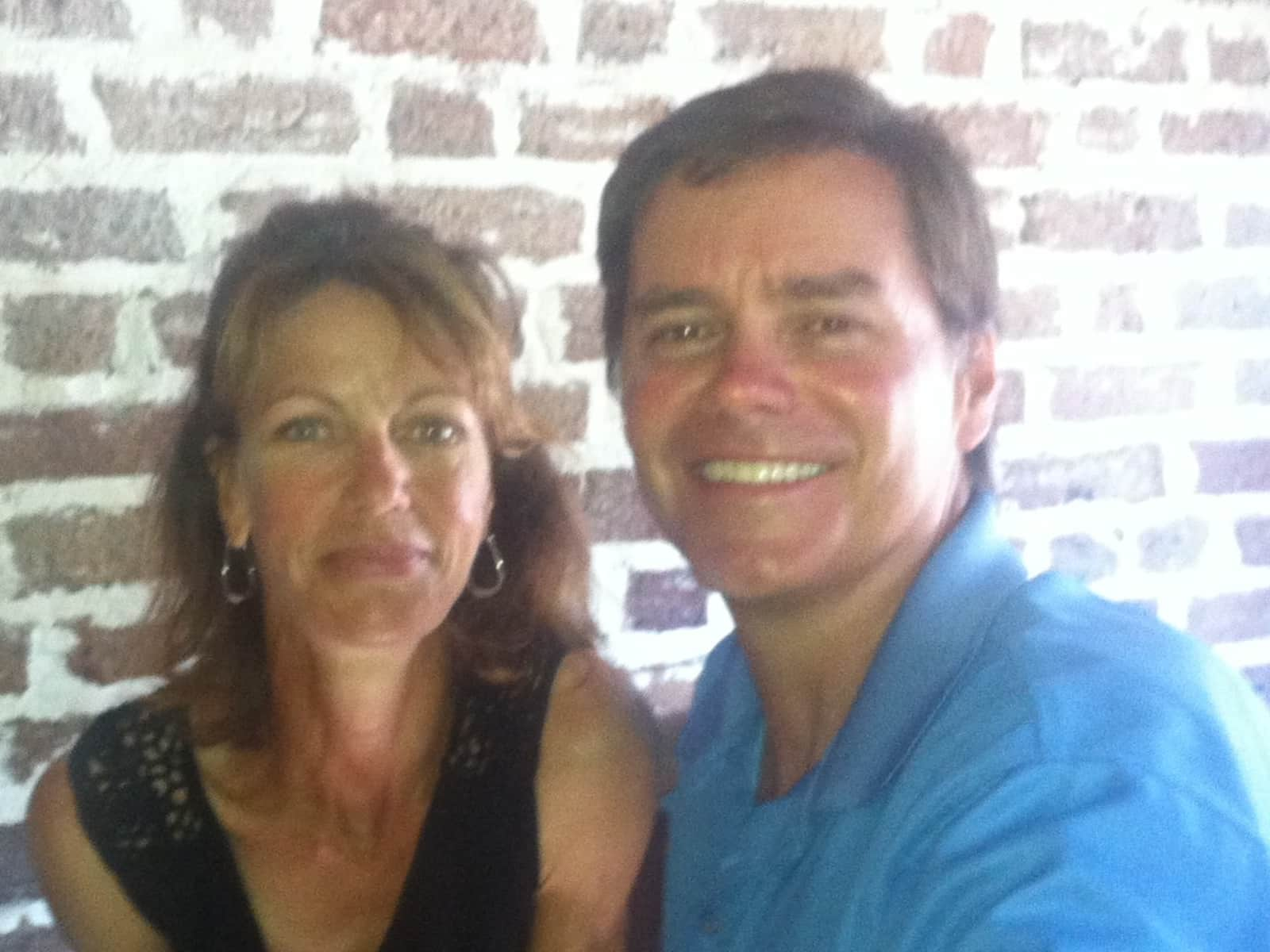 Robert & Beth from Austin, Texas, United States