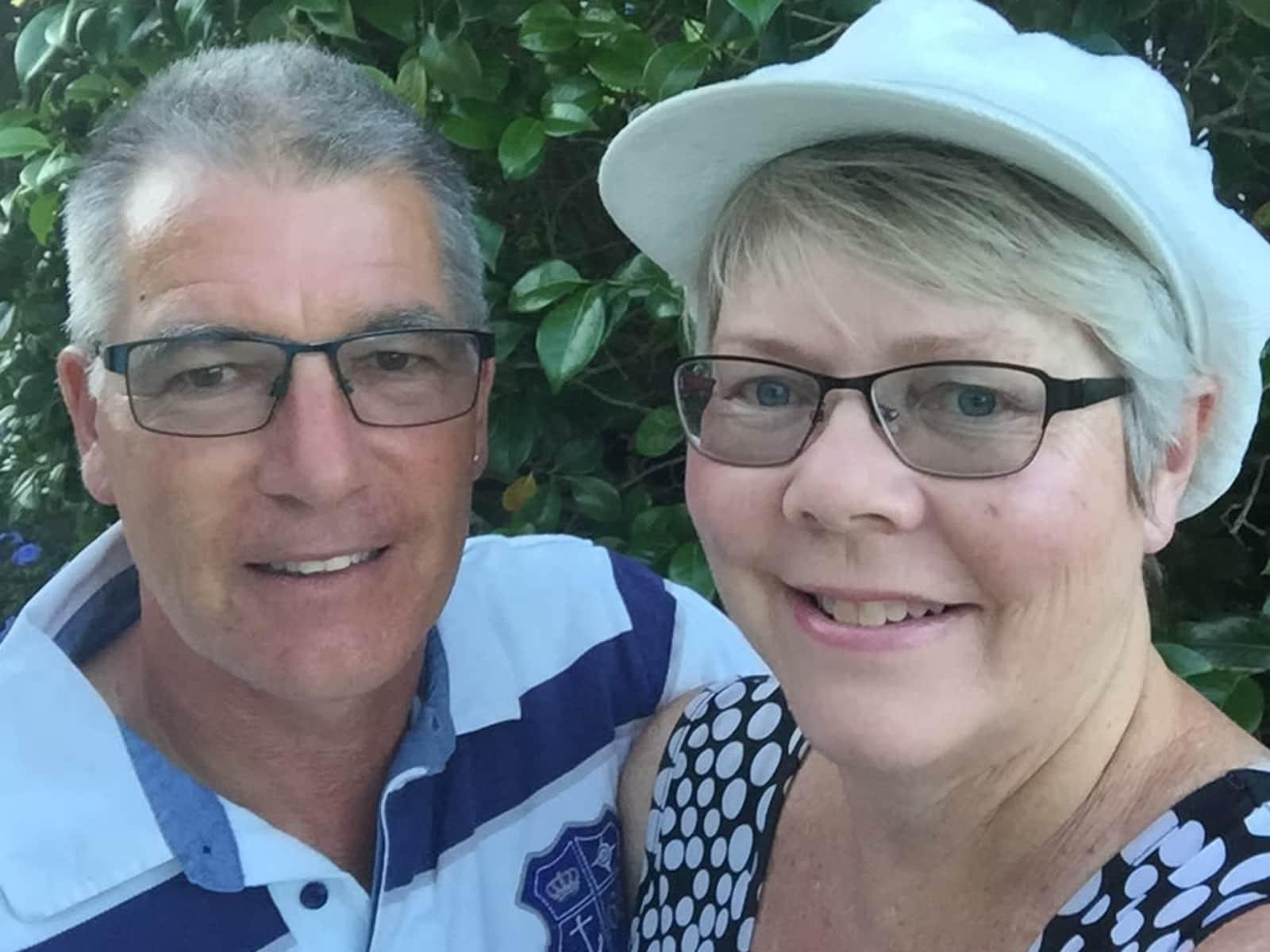Milene & Nicolas from Napier, New Zealand