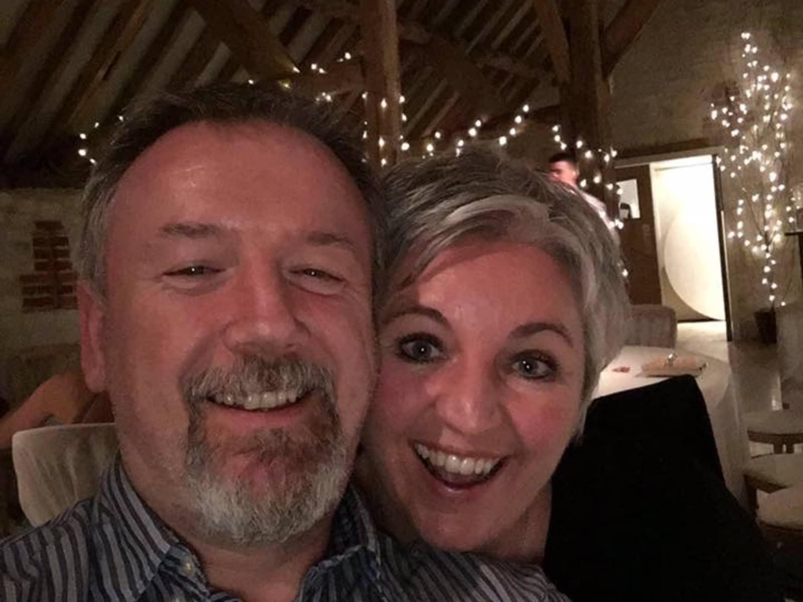 Julianne & Kenny from Northampton, United Kingdom