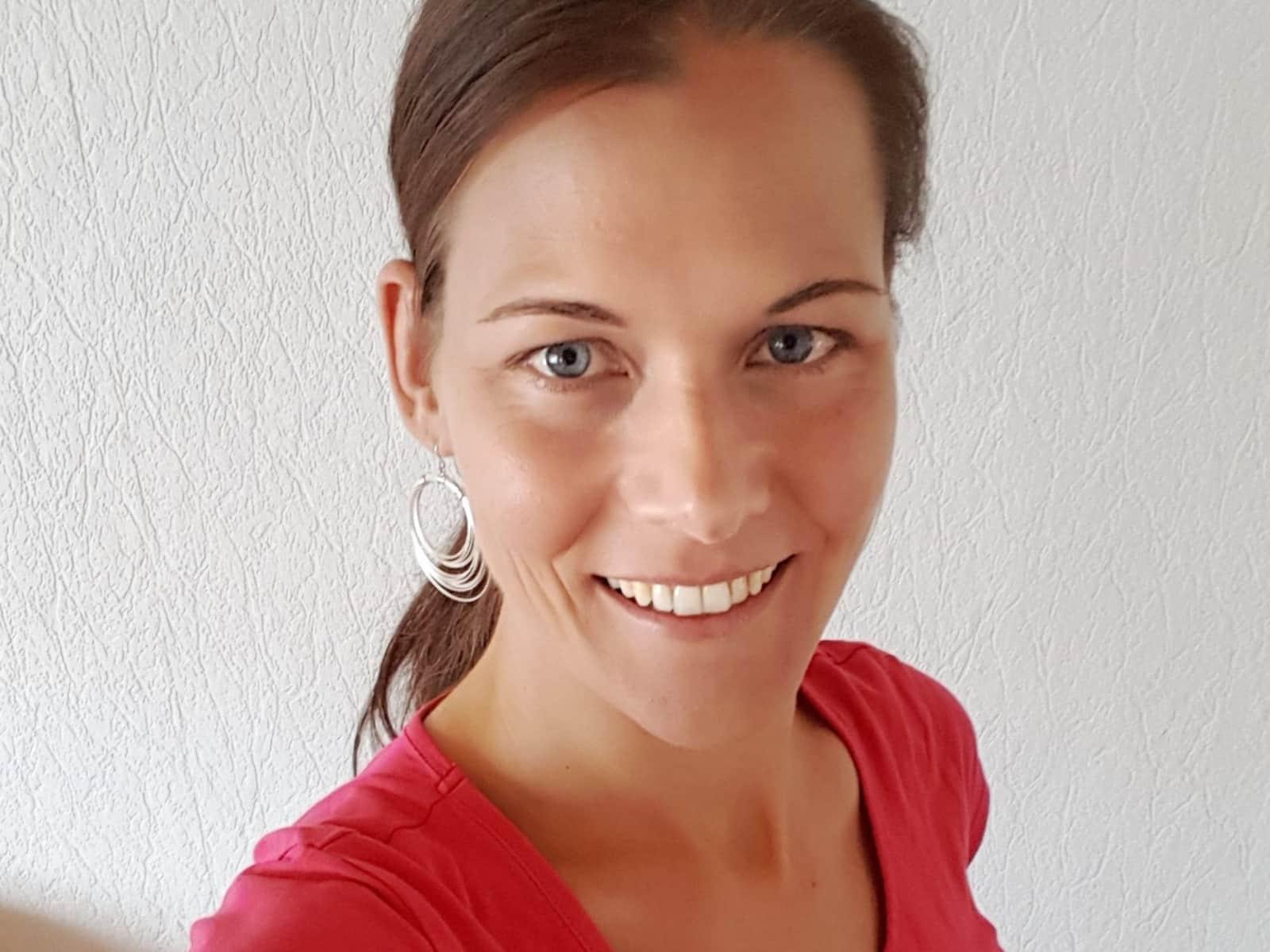 Juliane from Braunschweig, Germany