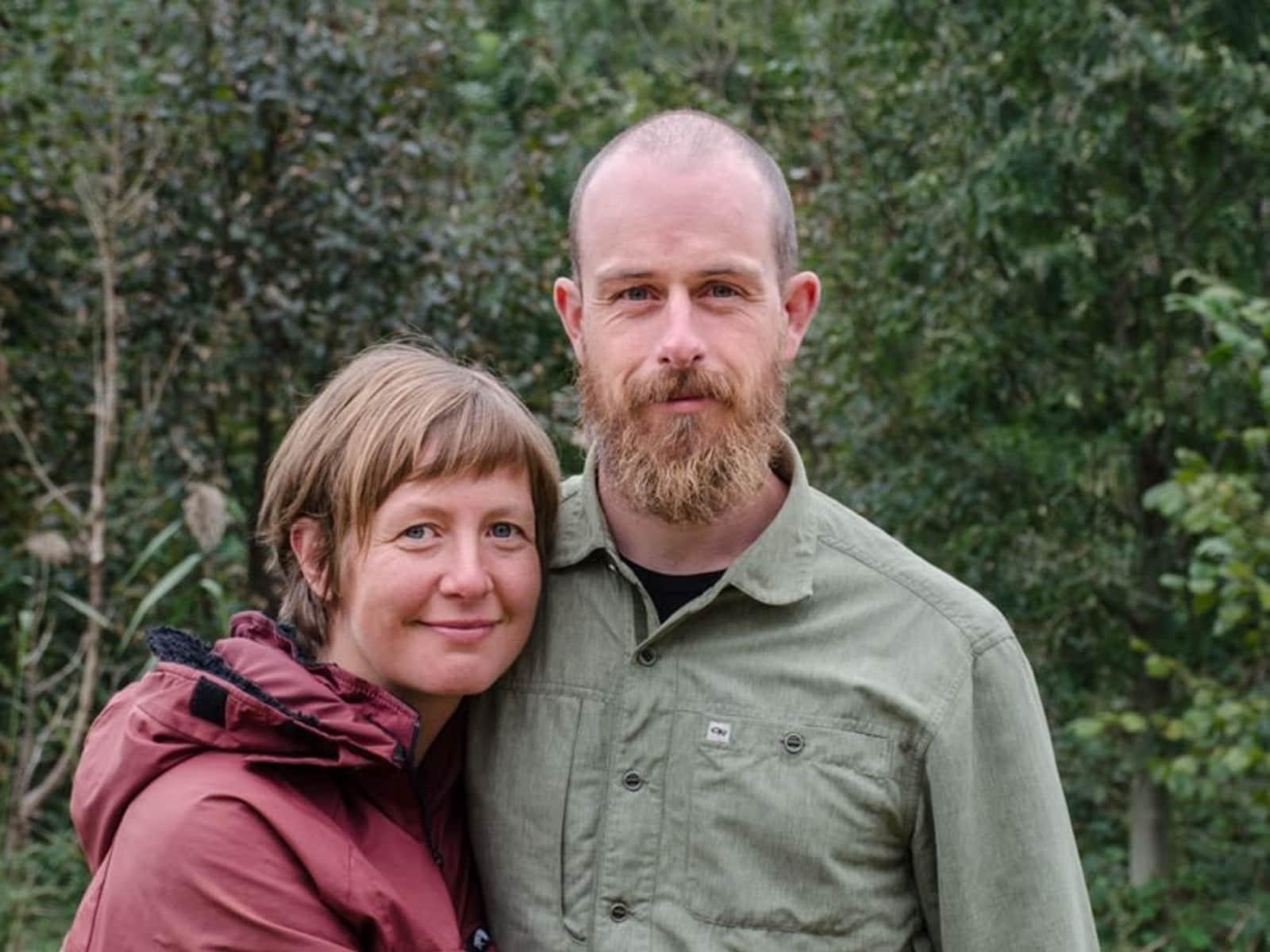 Jessica & Rory from Mechelen, Belgium