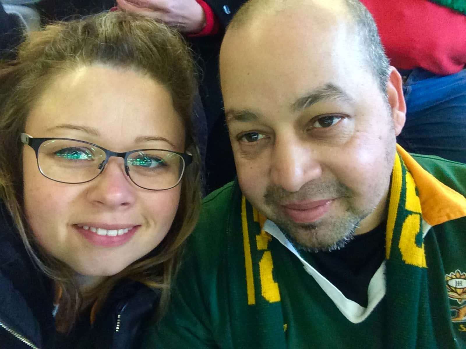 Zuzi & Ezra from Ashford, United Kingdom
