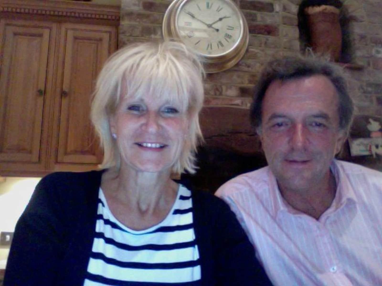 Marlene and holly & Keith from Rustington, United Kingdom