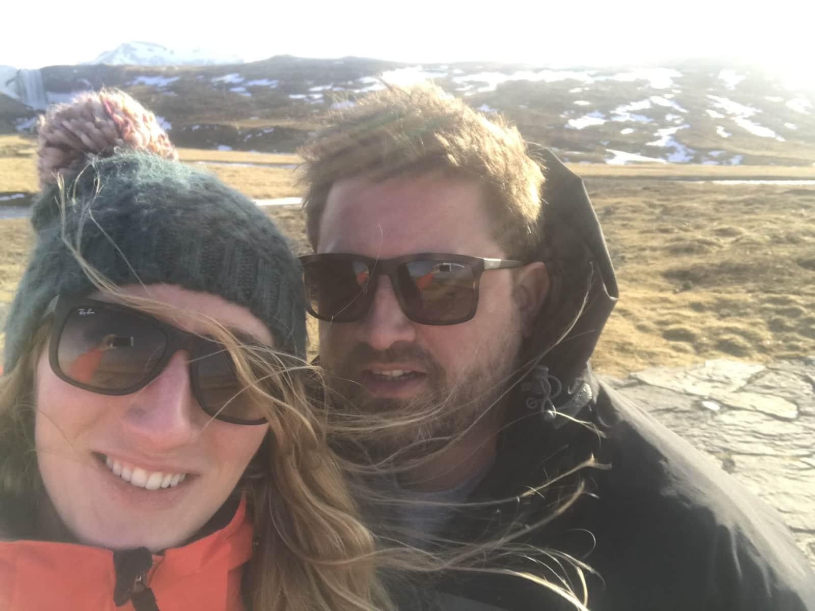 Lawra & Tom from Tonbridge, United Kingdom