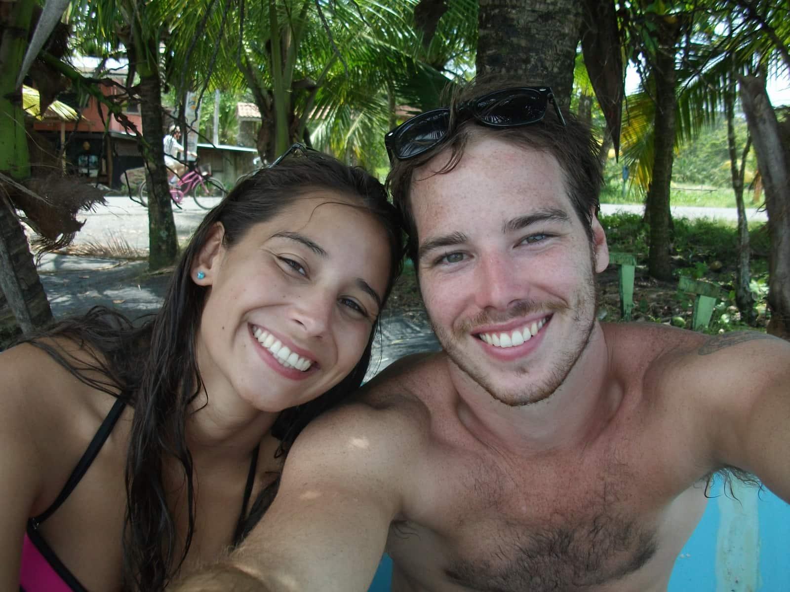 Cassidy & Andrew from Toronto, Ontario, Canada
