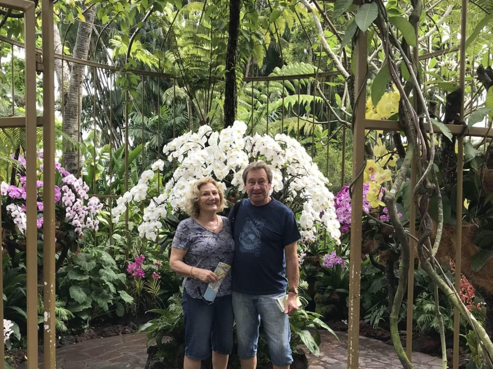 William & Ruth from York, United Kingdom