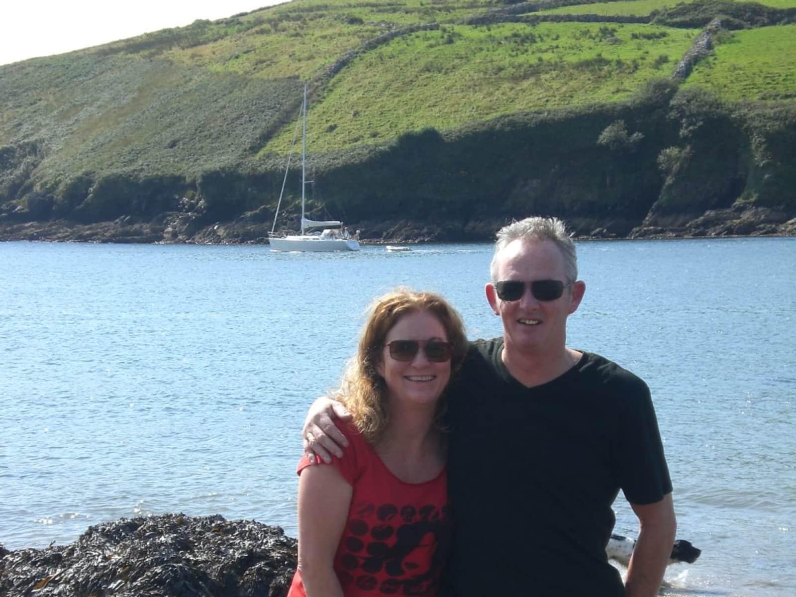 Colette & Joe from Limerick Junction, Ireland