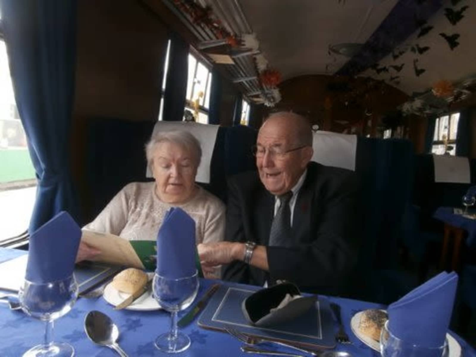 Brian & Brenda from Wimborne Minster, United Kingdom