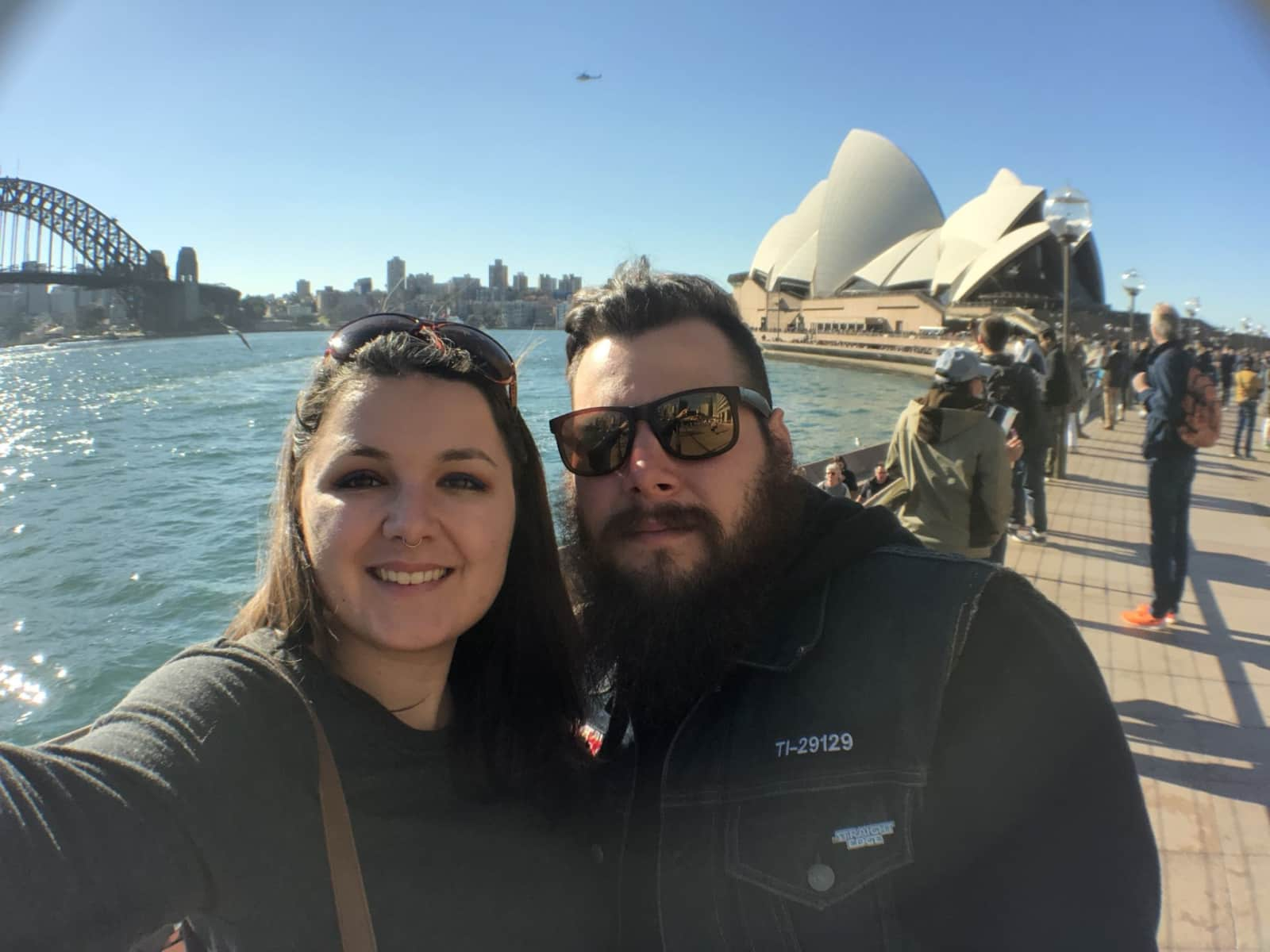 Anaïs & Ben from Sydney, New South Wales, Australia
