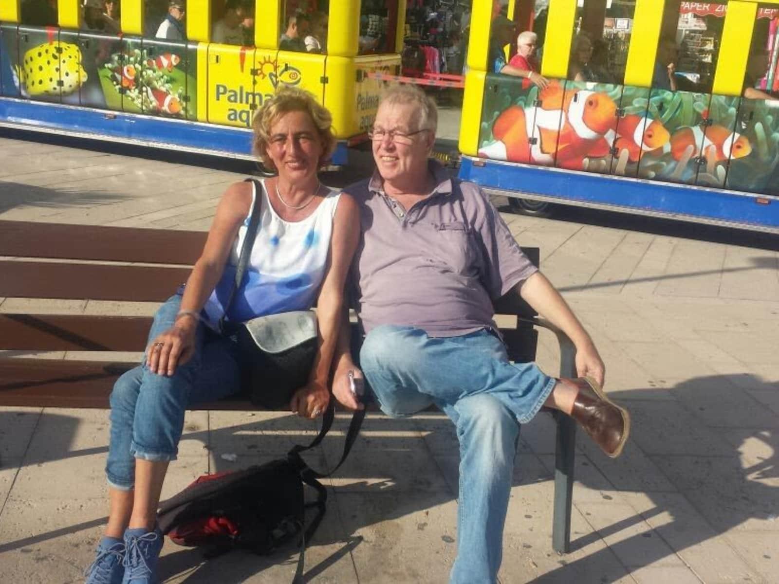 Iris & Michael from Bremen, Germany