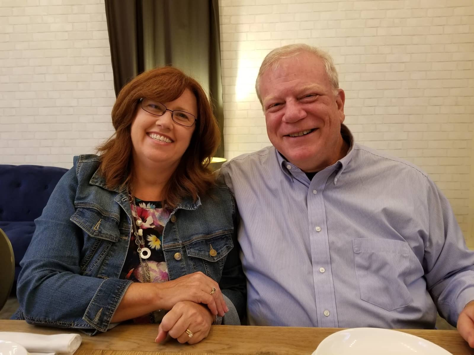 Pam & Mike from Louisville, Kentucky, United States