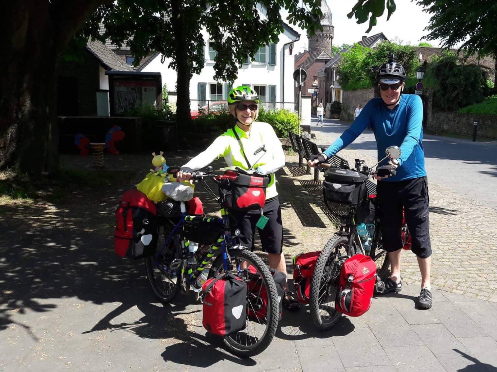 Vivien & Paul from Mulhouse, France