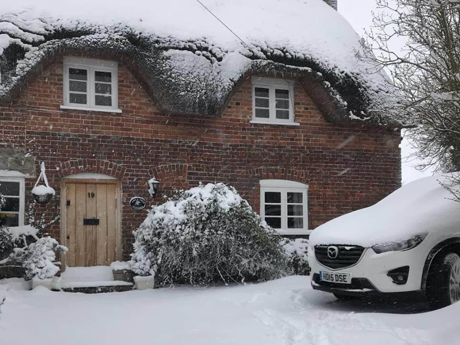 Housesitting assignment in Winterbourne Bassett, United Kingdom