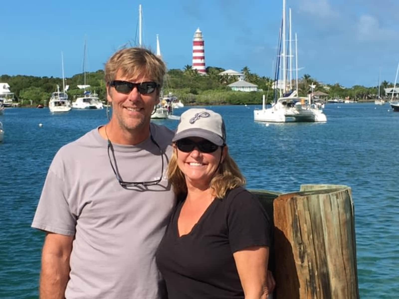 Susan & Brian from Gun Barrel City, Texas, United States