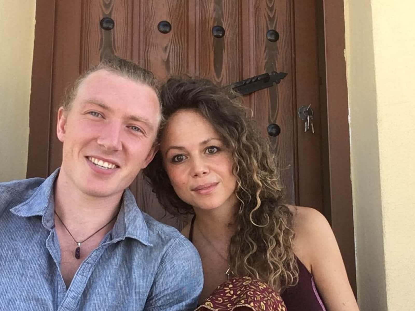Sam & Janneke from Málaga, Spain