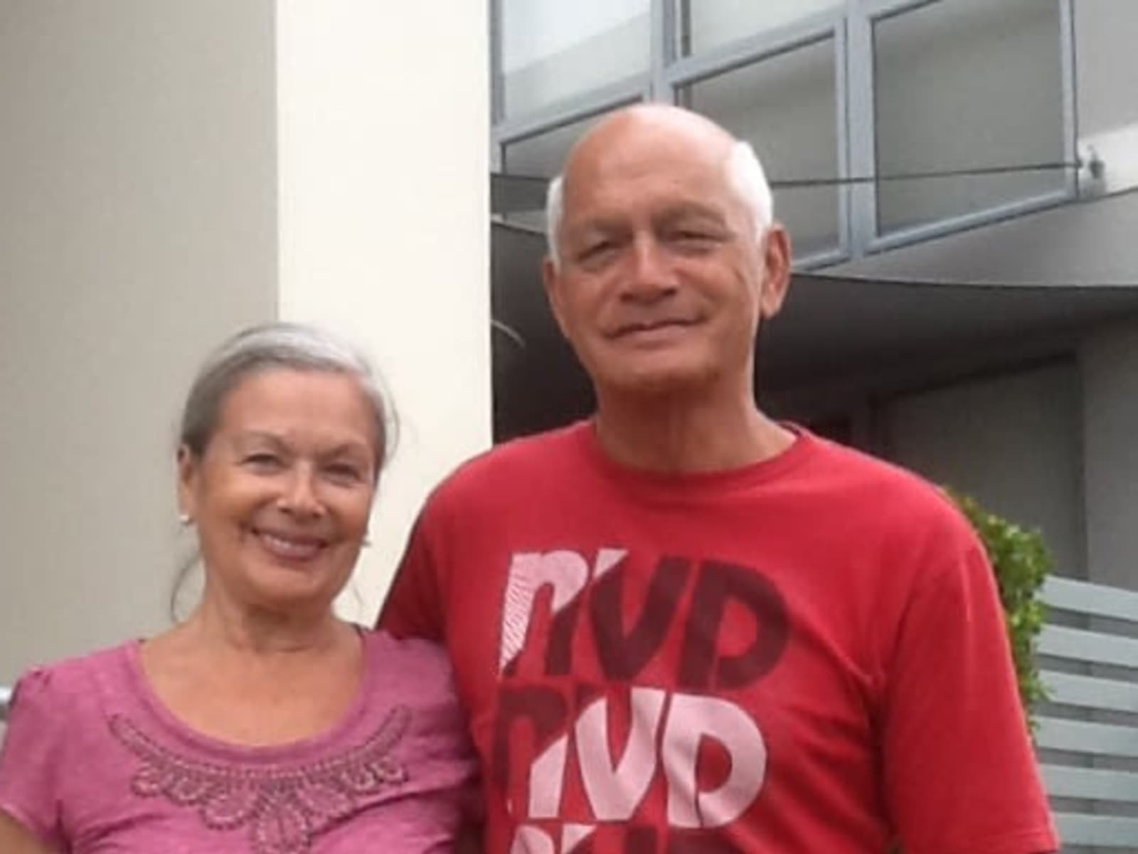 Lynette & Ken from Gold Coast, Queensland, Australia