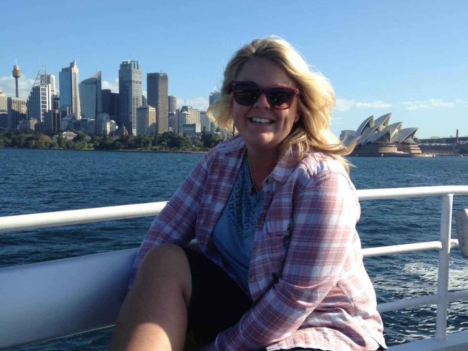 Hollie from Brisbane, Queensland, Australia