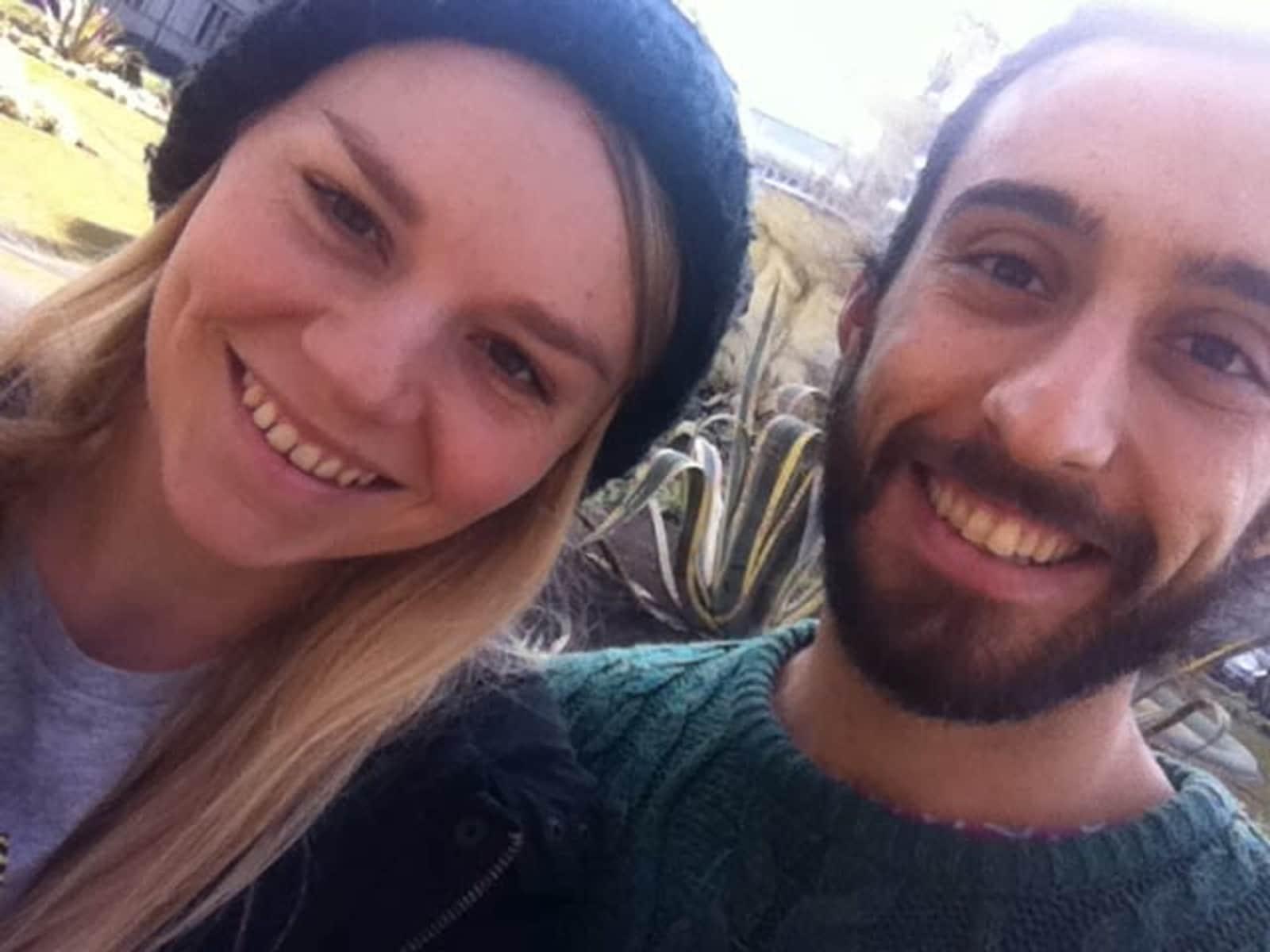 Kimberly & Aaron from Adelaide, South Australia, Australia