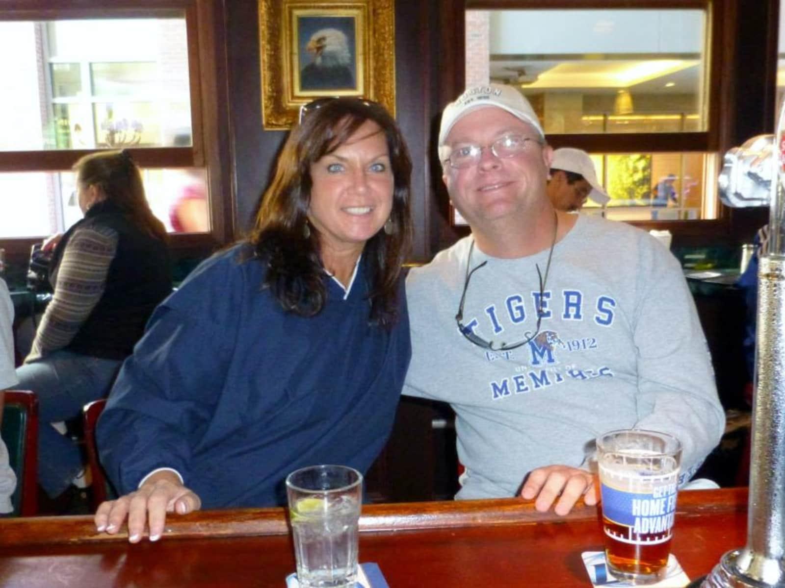 Susan & Billy from Lake Norman of Catawba, North Carolina, United States